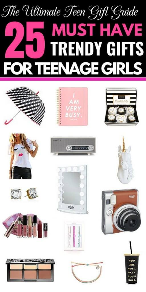 teen girl christmas gift guide looking for cool unique gift ideas for teen girls that