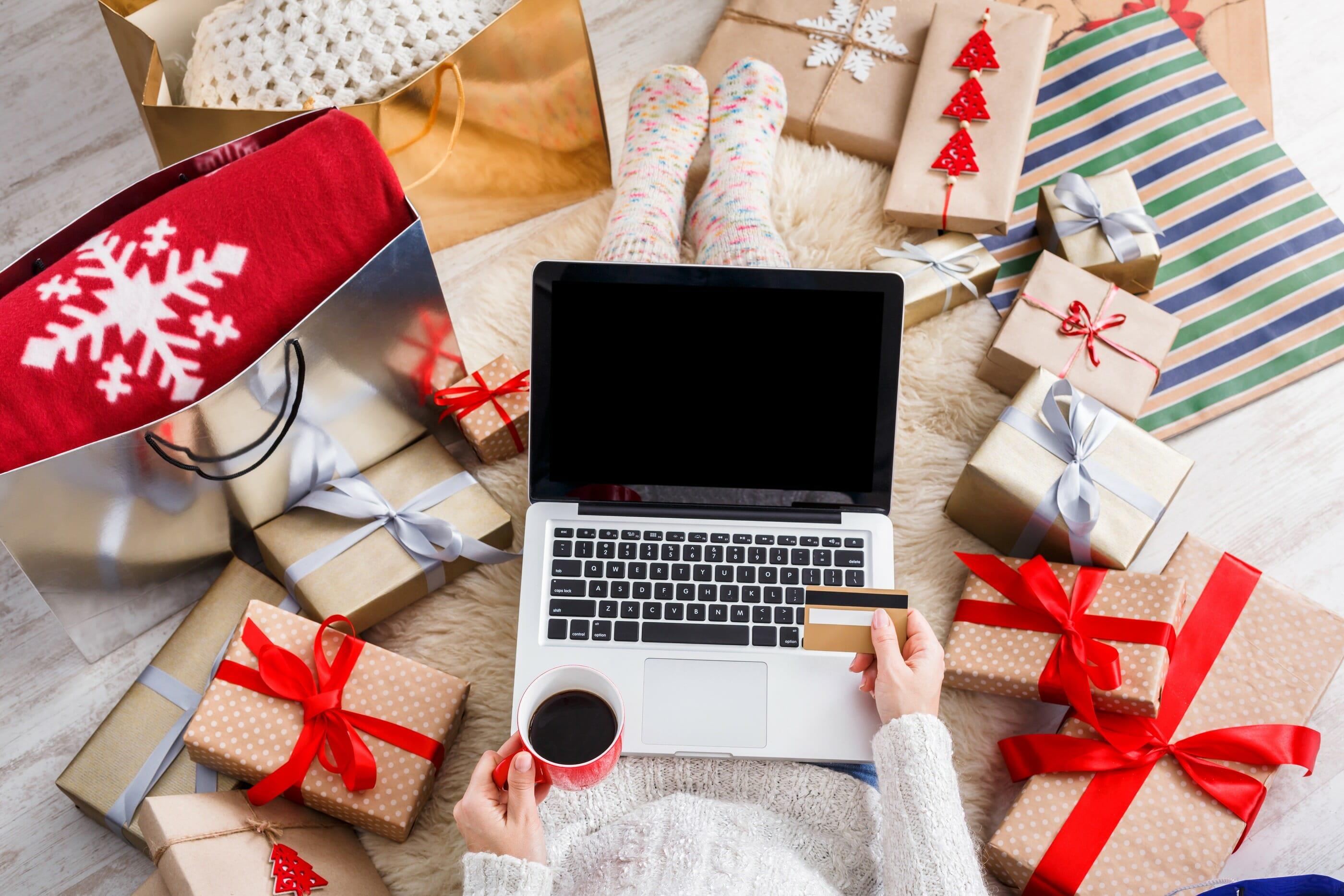 Best christmas online shopping
