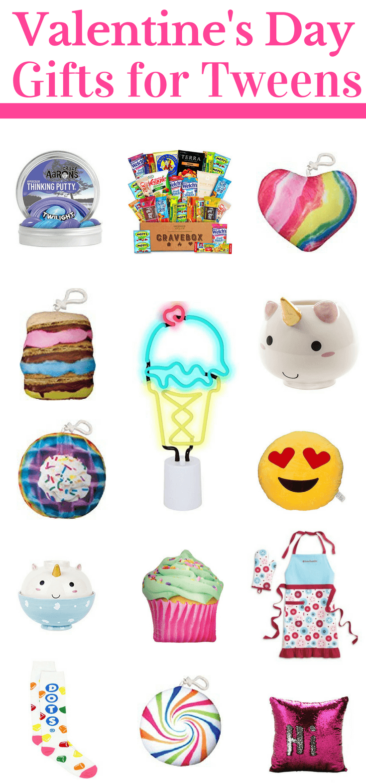 26 Best Gifts For Tween Girls This Valentines Day
