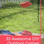 awesome DIY outdoor games