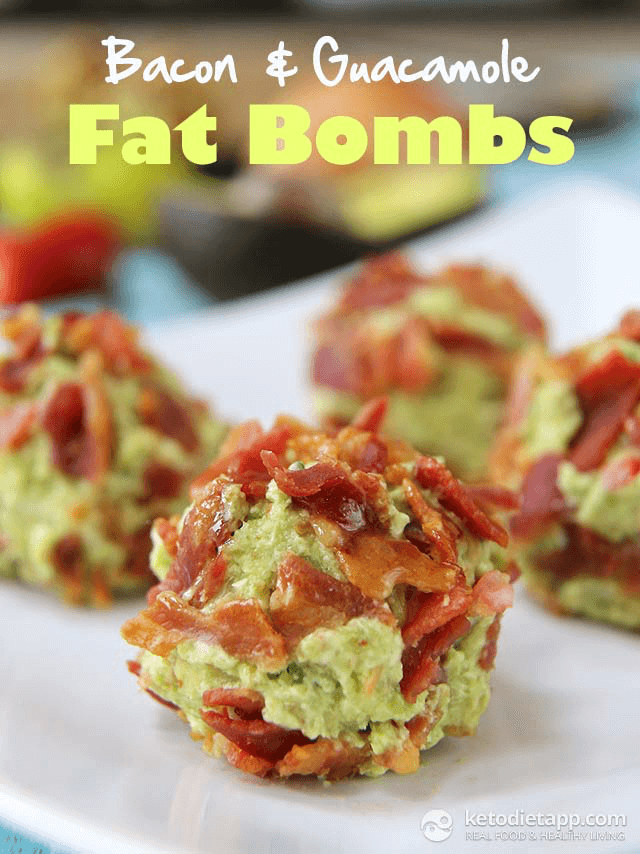 Keto Fat Bombs! 31 Easy Low Carb Recipes for the Ketogenic Diet