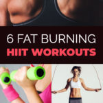 HIIT Workouts For Beginners: 6 Video Home Workouts | HIIT workouts are the most effective way to burn fat, tone up and slim down! Whether you're looking for weight loss exercises or full body workouts to do at home, these high-intensity interval training (HIIT) home workouts are the best! No gym or treadmill required! Perfect for beginners, these fun 6 HIIT video workouts will work your arms, abs, legs and challenge your body with cardio like never before!