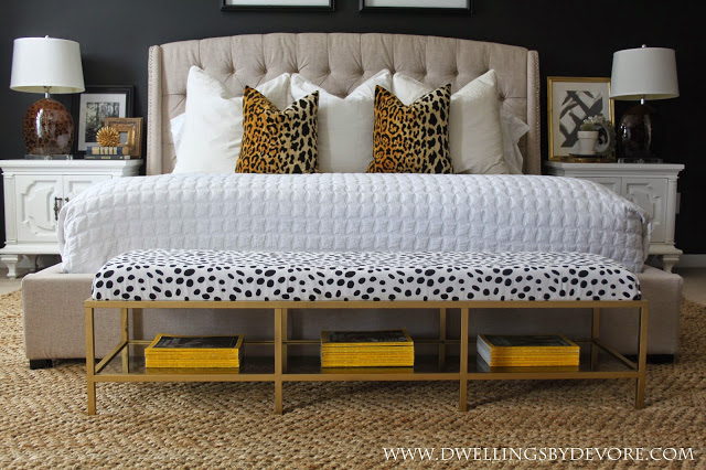 15 Ikea Furniture Hacks Take your home decor to the next level with these 15 DIY Ikea furniture hacks for your bedroom, living room and beyond! Whether you're looking for a chic desk or dresser upgrade or a farmhouse sideboard you'll find inspiration for your next Ikea project! I love this one from Dwellings by Devore! #ikeahack #ikeafarmhouse #ikeaideas