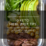 Keto Meal Prep Tips & Recipes