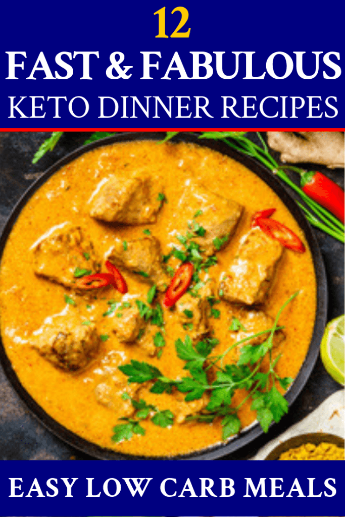 Looking for keto recipes for dinner? If you're on the keto diet for weight loss, you need these easy low carb ketogenic recipes that are perfect for beginners! Whether you're searching for easy keto dinner recipes with beef or chicken or the best keto casserole recipes, there's a last minute low carb fix for you in this collection of ketogenic recipes for dinner! #keto #ketorecipes #ketodiet #ketogenic #ketogenicdiet #lowcarb #weightlossrecipes #LCHF