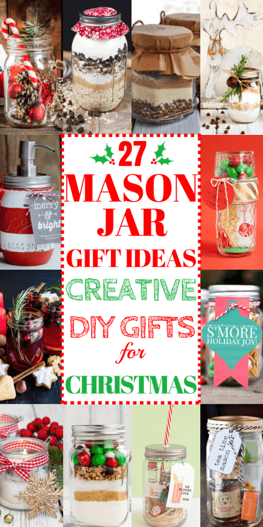 27 Creative Diy Mason Jar Gifts For Any Occasion