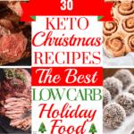 keto Christmas recipes