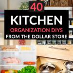 Ways To Organize Kitchen On A Budget