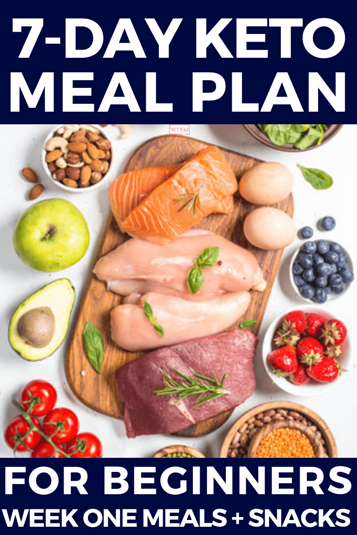 Ketogenic Diet Meal Plan Weight Loss for Beginners Start losing weight on the ketogenic diet with this easy keto meal plan that covers everything you need for week one! Low carb keto recipes for breakfast, lunch, dinner, snack, and dessert with macros! This strict keto meal plan offers tons of tips for beginners from food lists, keto snacks to meal prep! Best keto meal plan & menu for losing weight! #keto #ketorecipes #ketodiet #ketogenic #ketogenicdiet