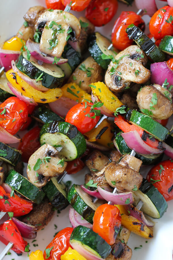It's the season, bust out your grill to use these 18 Keto kabob recipes. Low carb, Keto grill superstars! Whether you call them kabobs or kebobs, skewers or meat on a stick you'll love these keto kabob recipes that will make you want to fire up the grill -ASAP! #kabob #ketorecipes #grilling #summer
