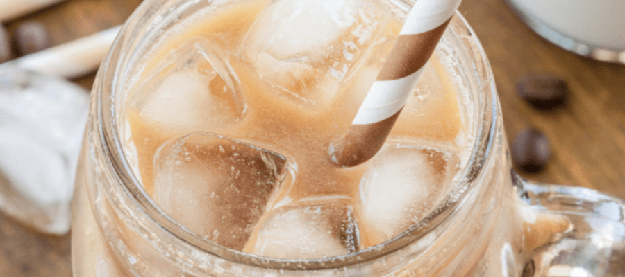 Super Easy Keto Mocha Frappe – 5 Minute Keto Iced Coffee Recipe – Word To Your Mother Blog