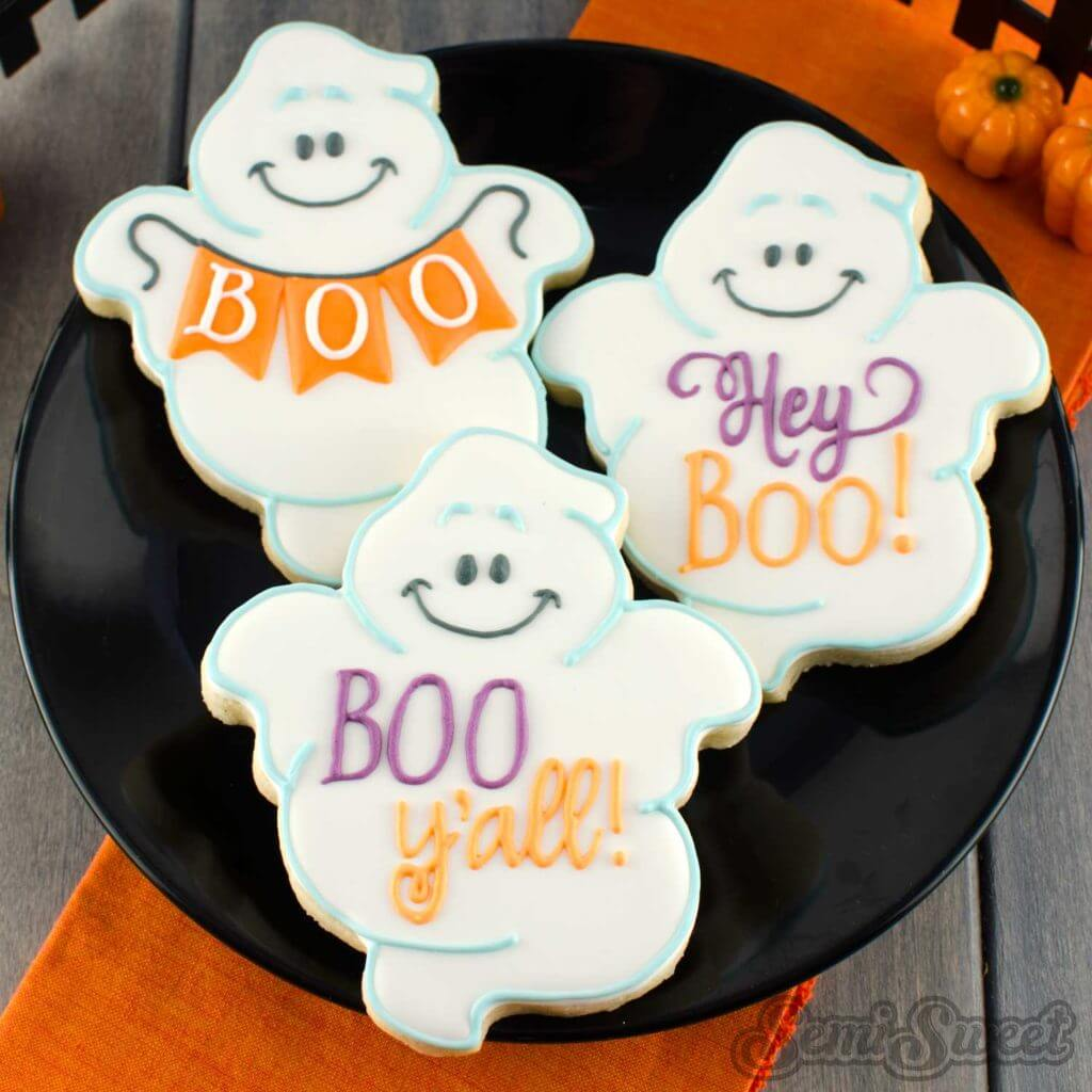 30 Easy Halloween Cookies. Looking for Halloween cookie recipes? This collection of 30 cute & simple Halloween cookie ideas covers all the bases! From spooky mummies to easy witch hats & creepy spider cookies you'll find a new favorite fall treat to make this Halloween! #halloween #cookies #cookierecipes #halloweenrecipes