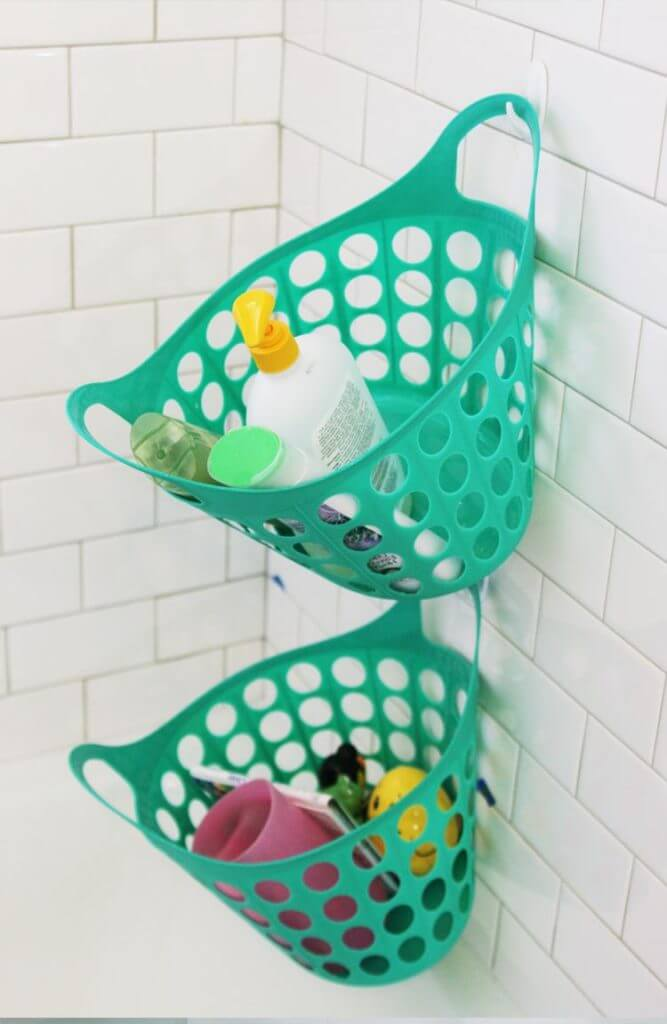 75 Genius Dollar Store Hacks That'll Organize Every Room - Homemade Ginger