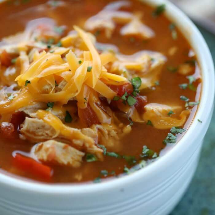 Finding slow cooking keto recipes for your crock pot just got a lot easier with these 40 healthy ketogenic recipes! Whether you're searching for low carb meals with chicken, beef, pork, or ground turkey this list of keto crockpot recipes has your back with plenty of easy meals, roasts, soups, and chilis families can enjoy! #keto #ketorecipes #lowcarbrecipes #crockpotrecipes #crockpot #slowcookerrecipes