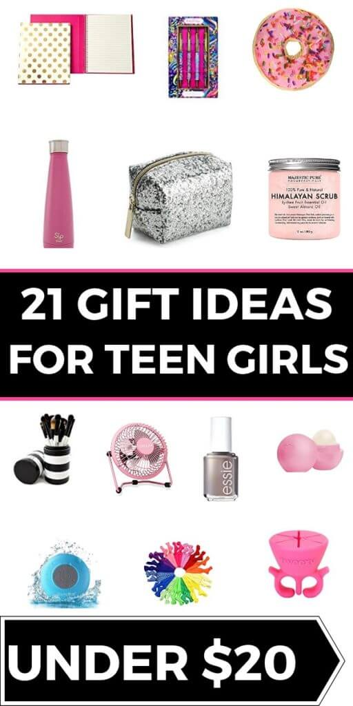 gifts for teenage girls under 20 affordable christmas gifts for teens gifts for teenage girls under 20