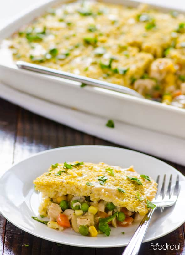 Clean Eating Casserole