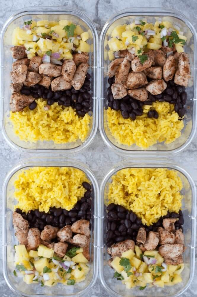12 Clean Eating Meal Prep Recipes For Weight Loss Lose weight & stay on budget with these clean eating recipes for weight loss! Meal prep these healthy lunches and clean eating dinners ahead to save time & enjoy weight loss & lose belly fat while enjoying delicious, clean eating food! From easy crockpot chicken to sheet pan vegetarian options these clean eating meal prep recipes will help you lose weight, save money & get healthy! #cleaneating #cleaneatingrecipes #mealprep #healthyrecipes #diet #makeahead
