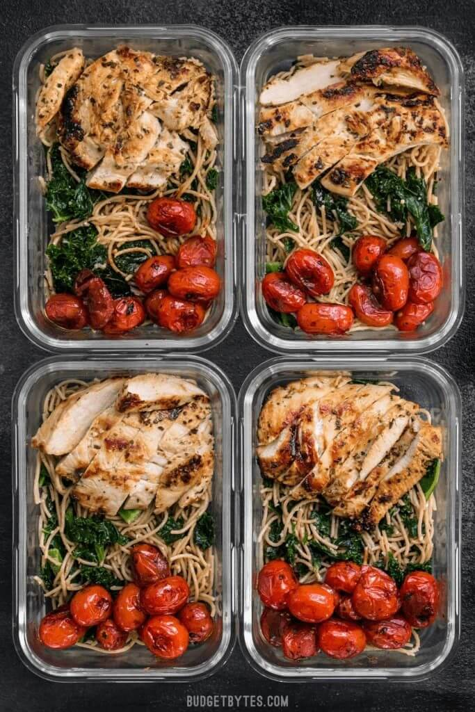 12 Clean Eating Meal Prep Recipes For Weight Loss Lose weight & stay on budget with these clean eating recipes for weight loss! Meal prep these healthy lunches and clean eating dinners ahead to save time & enjoy weight loss & lose belly fat while enjoying delicious, clean eating food! From easy crockpot chicken to sheet pan vegetarian options these clean eating meal prep recipes will help you lose weight, save money & get healthy! #cleaneating #healthy #cleaneatingrecipes #mealprep #healthyrecipes #diet #makeahead
