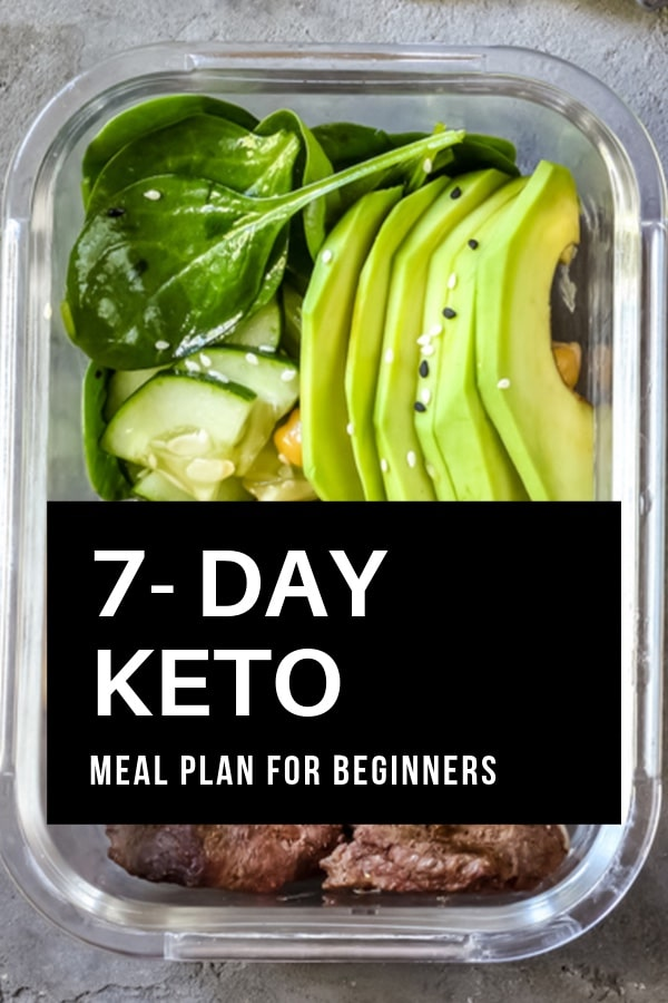 Looking for keto diet tips for beginners? This free 7-day ketogenic diet meal plan covers everything you need to know about the ketogenic diet! From keto food lists (what to eat & avoid on the keto diet) to rules of the ketogenic diet you must have to lose weight & maintain ketosis! Plus, all the ketogenic diet recipes you need for week one including breakfast, lunch, and dinner! #keto #ketorecipes #ketodiet #ketogenic #ketogenicdiet #lowcarb #LCHF