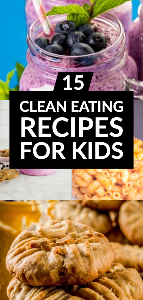 15 Clean Eating Recipes for Kids Trying to get a picky eater to eat clean isn't easy for a busy mom meal planning dinner on a budget! These clean eating recipes for kids will help! Whether you're looking for healthy dinner, breakfast, lunch box ideas, or easy snacks you'll find a clean eating recipe here everyone in the family will enjoy! #cleaneating #kids #recipes #healthy #quinoa #mealplan #food