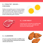 Weight Loss Tips That Work Protein Filled Foods